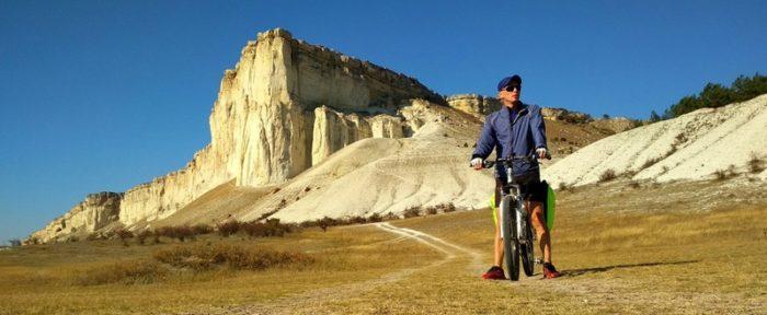 Велосипедный тур в Крым