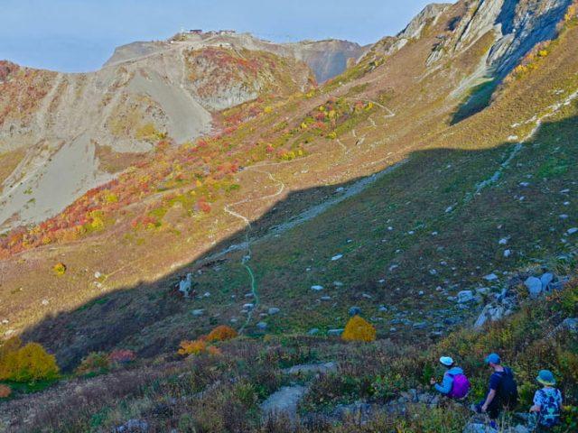 Фото тропы Альпийские Луга Курорт Красная Поляна